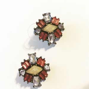 Baublebar studded earrings